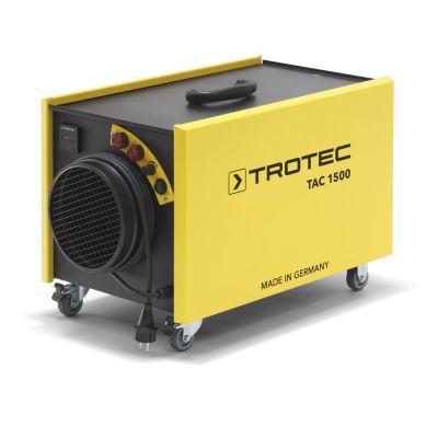 TAC 1500 Légtisztító Mutatás a Trotec Webshopban