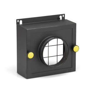 Szűrőbox, TTR 200, folyamatlevegő-belépés Mutatás a Trotec Webshopban