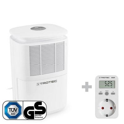 Deumidificatore TTK 30 E + Misuratore di consumo elettrico BX09