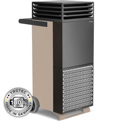 Depuratore d'aria ambiente TAC V+ in bronzo/nero