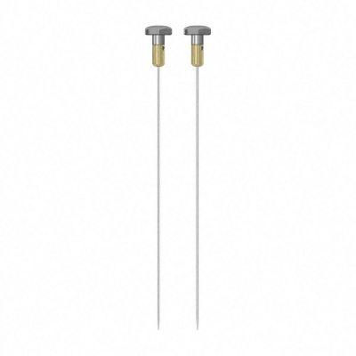 Coppia di elettrodi rotondi TS004/300 2 mm