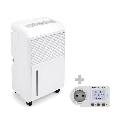 Deumidificatore TTK 90 E + Misuratore del costo dell'energia BX11