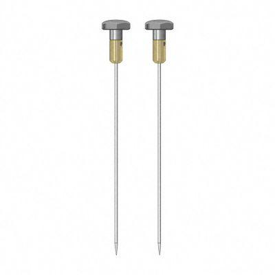 Coppia di elettrodi rotondi TS008/200 4 mm