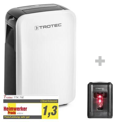 Deumidificatore TTK 71 E + Livella laser BD5A