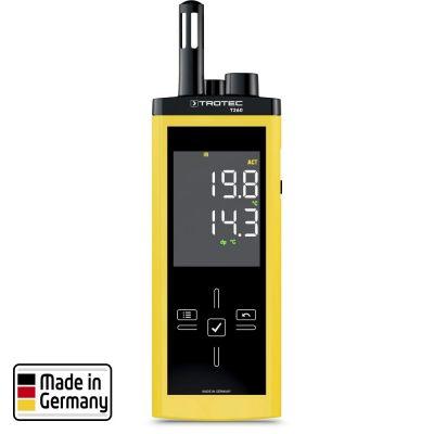 Termoigrometro a infrarossi T260
