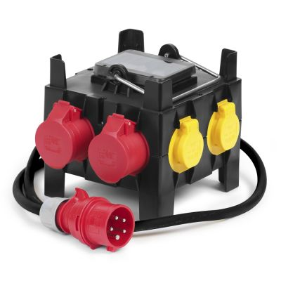 Distributore di corrente portatile PV16
