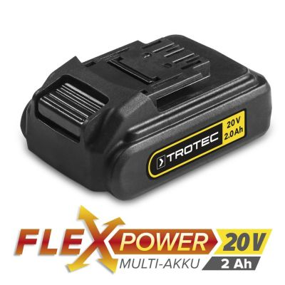 Batteria di ricambio Flexpower 20V 2,0 Ah
