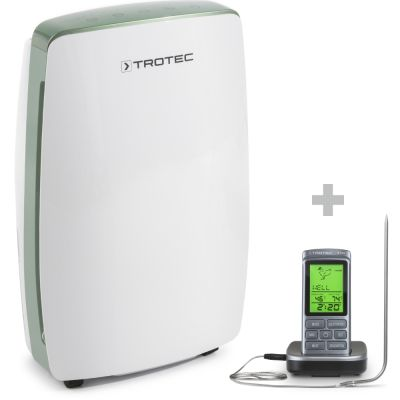 Deumidificatore TTK 68 E + Termometro da barbecue BT40