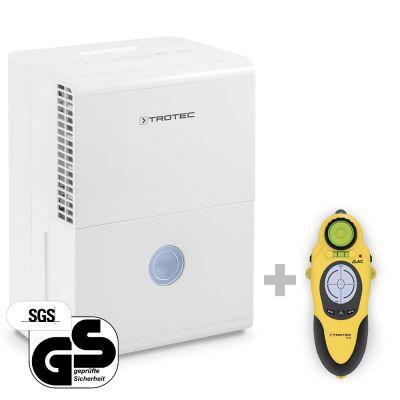 Deumidificatore TTK 28 E + Wallscanner BI15