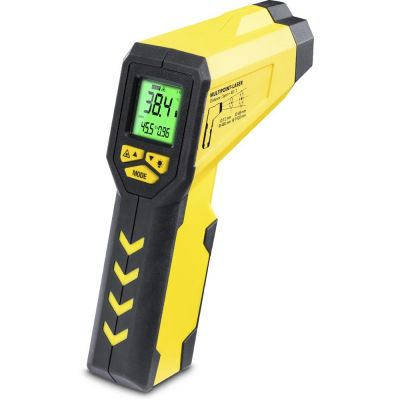 Termometro / pirometro a infrarossi con laser multipunto TP7