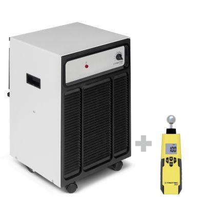 Deumidificatore TTK 120 S + Indicatore di umidità BM31