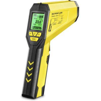Termometro/pirometro a infrarossi con laser multipunto TP10
