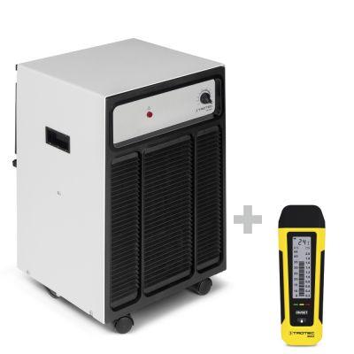 Deumidificatore TTK 120 S + Misuratore di umidità BM22