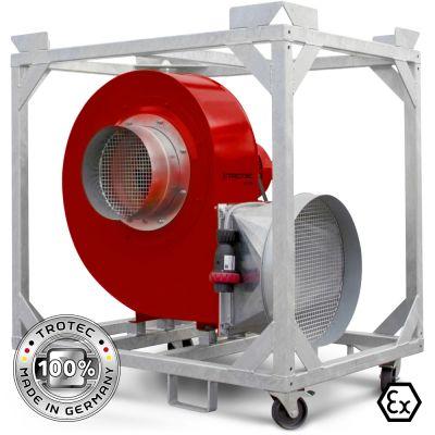 Ventilatore centrifugo TFV 300 Ex