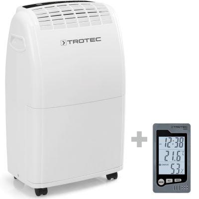 Deumidificatore TTK 75 E + Termoigrometro ambientale BZ05