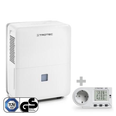 Deumidificatore TTK 96 E  + Misuratore di consumo elettrico BX11