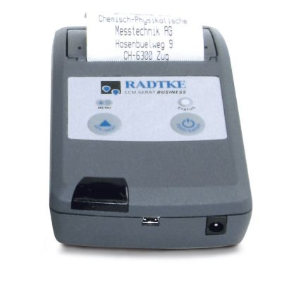 Stampante per il misuratore CM Business