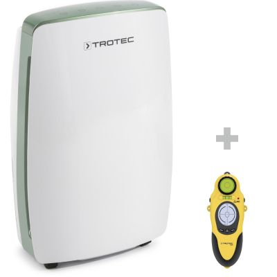 Deumidificatore TTK 68 E + Wallscanner BI15