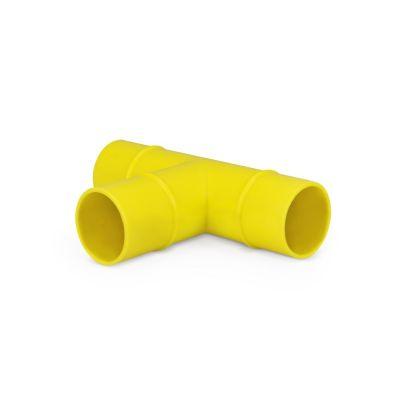 Distributore a T in PVC per tubi da 38 mm - Serie VQuick