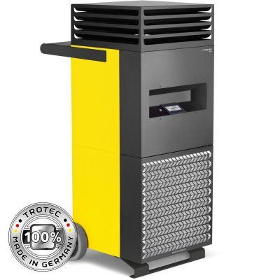 Riscaldatore verticale TES 200