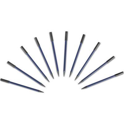 Elettrodi TS070/ 60 mm con isolamento in teflon