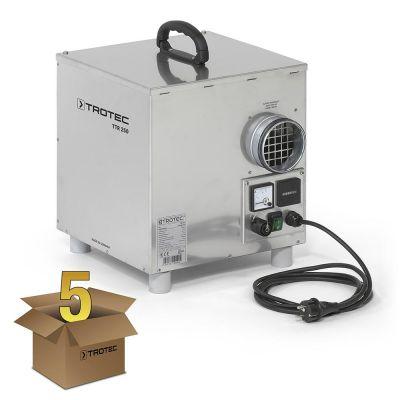 Deumidificatore d'aria ad assorbimento TTR 250 confezione 5 pz.