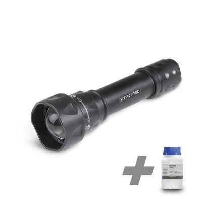 Torcia UV-Torchlight 15F + Fluoresceina