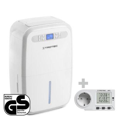 Deumidificatore TTK 95 E + Misuratore dei costi energetici BX11