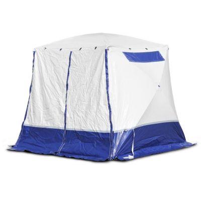 Tenda da lavoro 180 K 180*180*200 forma cubica - blu