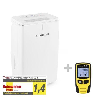 Deumidificatore TTK 53 E + Datalogger BL30