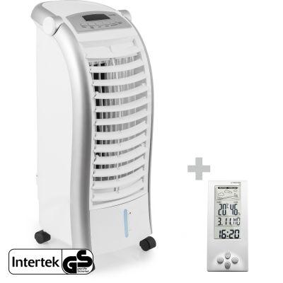 Raffrescatore d'aria PAE 25 + Termoigrometro BZ06