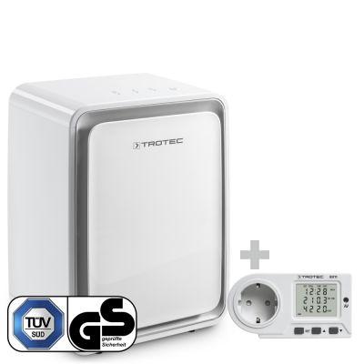 Deumidificatore TTK 24 E + Misuratore di consumo elettrico BX11