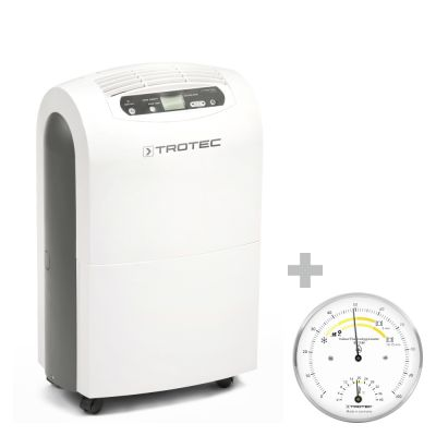 Deumidificatore comfort TTK 100 E + Termoigrometro BZ15M