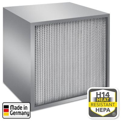 Filtro H14 HEPA contro i virus corona per TES 200 / TAC V+ / TAC M