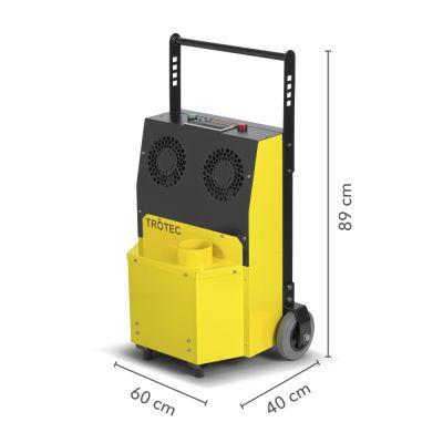 Generatore di ozono Airozon Supercracker + Cavo di prolunga professionale 20 m / 230 V / 2,5 mm²