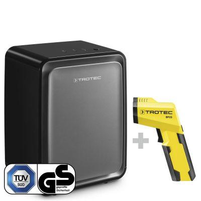 Deumidificatore TTK 24 E DS + Pirometro-Scanner del punto di rugiada BP25