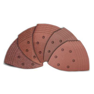 PMTS Set 3 - Dischi di carta abrasiva triangolare