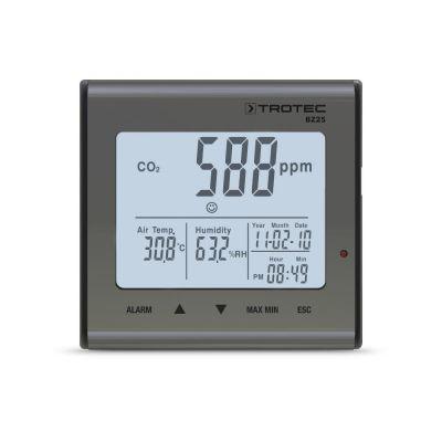 Rilevatore della qualità dell'aria (CO₂) BZ25