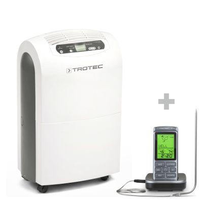 Deumidificatore comfort TTK 100 E + Termometro da barbecue BT40