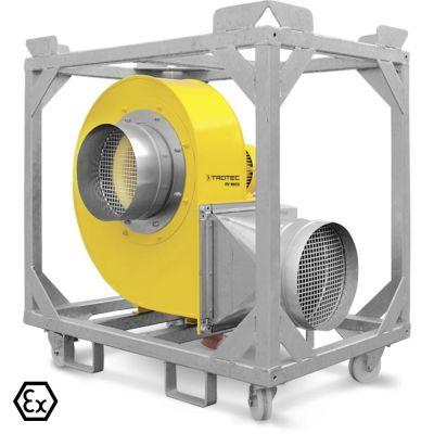 Ventilatore radiale TFV 100 Ex