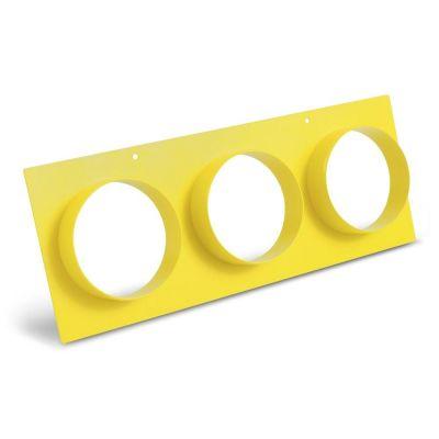 Adattatore frontale a 3 uscite per TFV Pro 1 - 100 mm