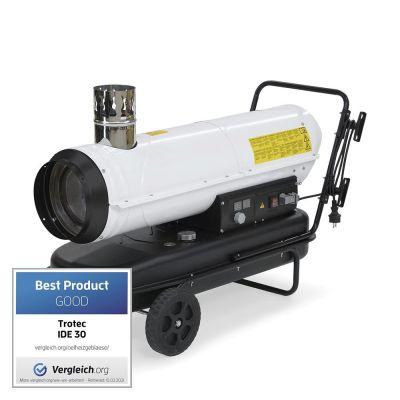 Generatore d'aria calda IDE 30