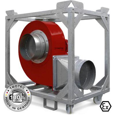 Ventilatore centrifugo TFV 100 Ex