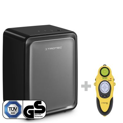 Deumidificatore TTK 24 E DS + Wallscanner BI15