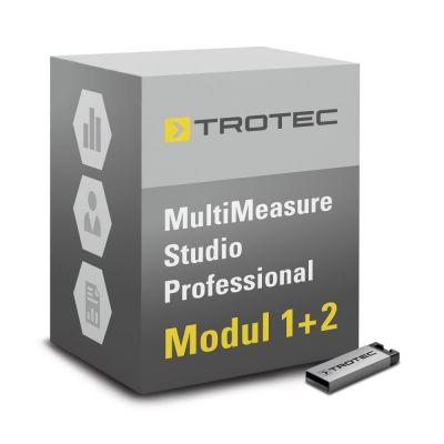 Software MultiMeasure Studio Professional Moduli 1+2