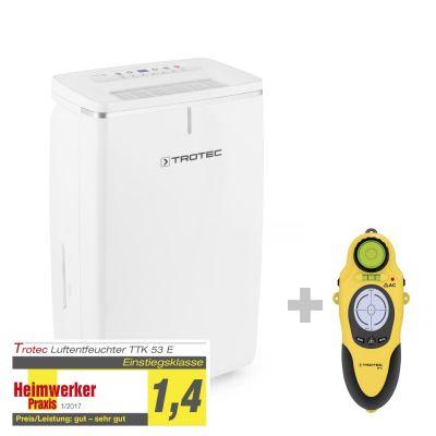 Deumidificatore TTK 53 E+ Wallscanner BI15