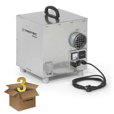 Deumidificatore d'aria ad assorbimento TTR 250 confezione 3 pz.