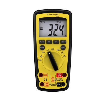 Multimetro digitale BE50