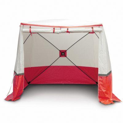 Tenda da lavoro 180 KE 180*180*200 in rosso