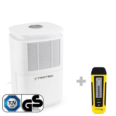 Deumidificatore TTK 30 E + Misuratore di umidità BM22